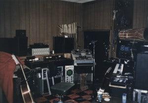 Steve Tibbetts Studio
