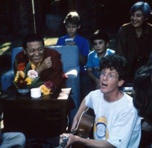 1994 Kathmandu w/ Chokyi Nyima