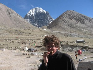 2009, Kailash north face, Tibet