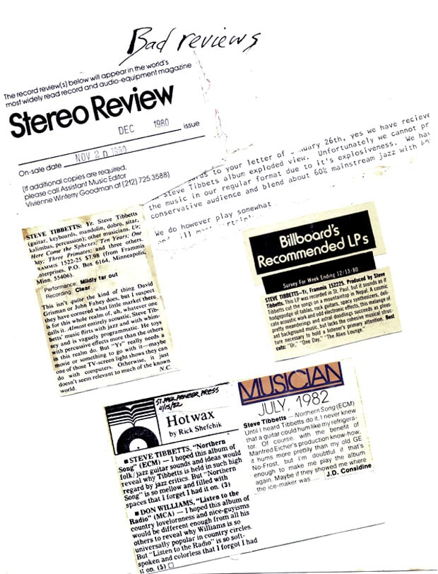 Picture of Steve's Bad Reviews