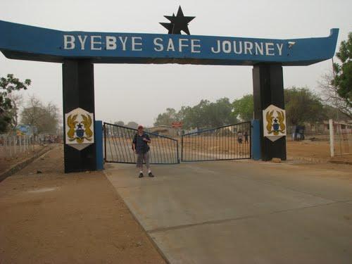 Border Crossing, Burkina Faso