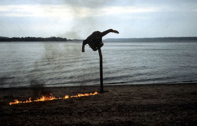 Jacket Sacrifice - photo by Steve Tibbetts