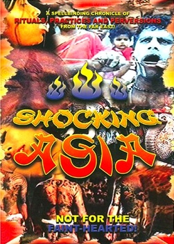 "Movie poster for ""Shocking Asia"""