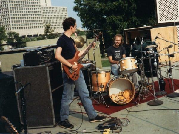 Soundcheck, Marc and Bob