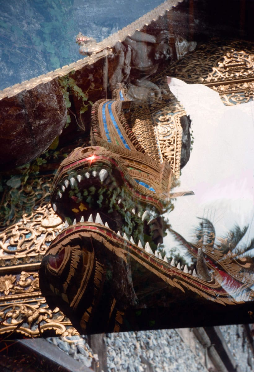 Dragon multi-photo, Thailand, 1993