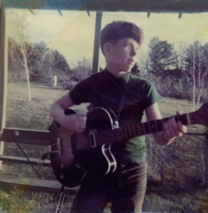 Back yard, 1967