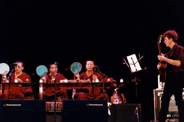 1997 Choying & nuns, Madison