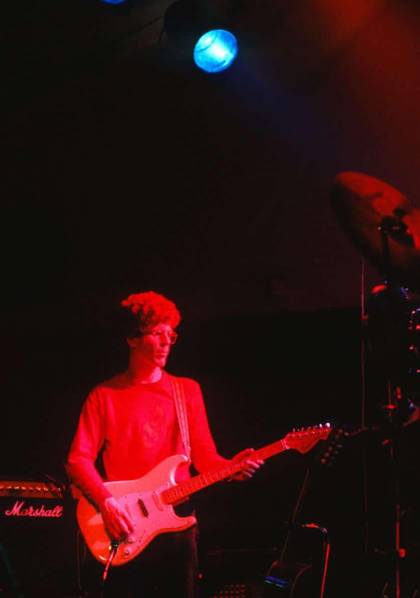 Steve Tibbetts, Montreal Jazz Fest, 2002