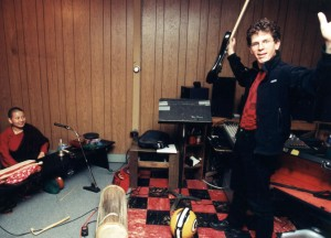 1997 pre-tour studio, Choying
