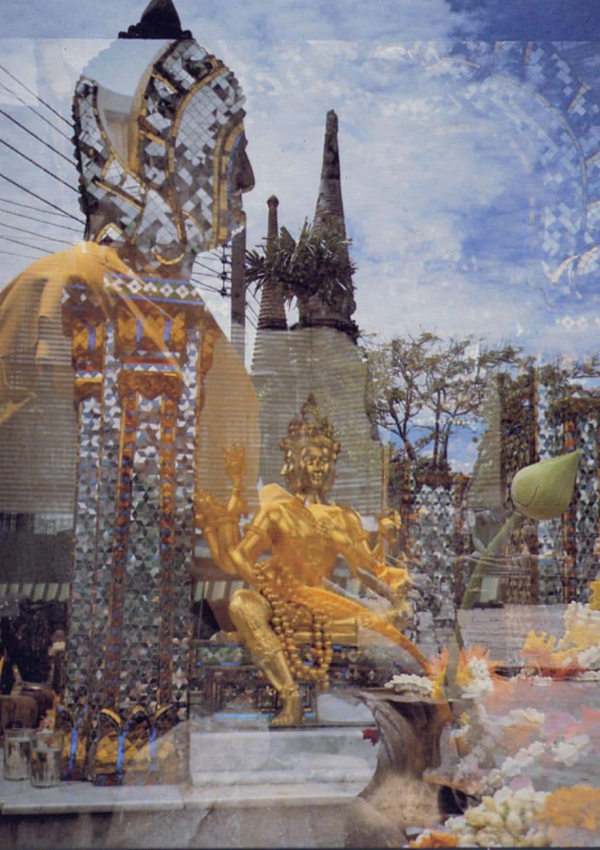 1989, Thailand multi-buddhas